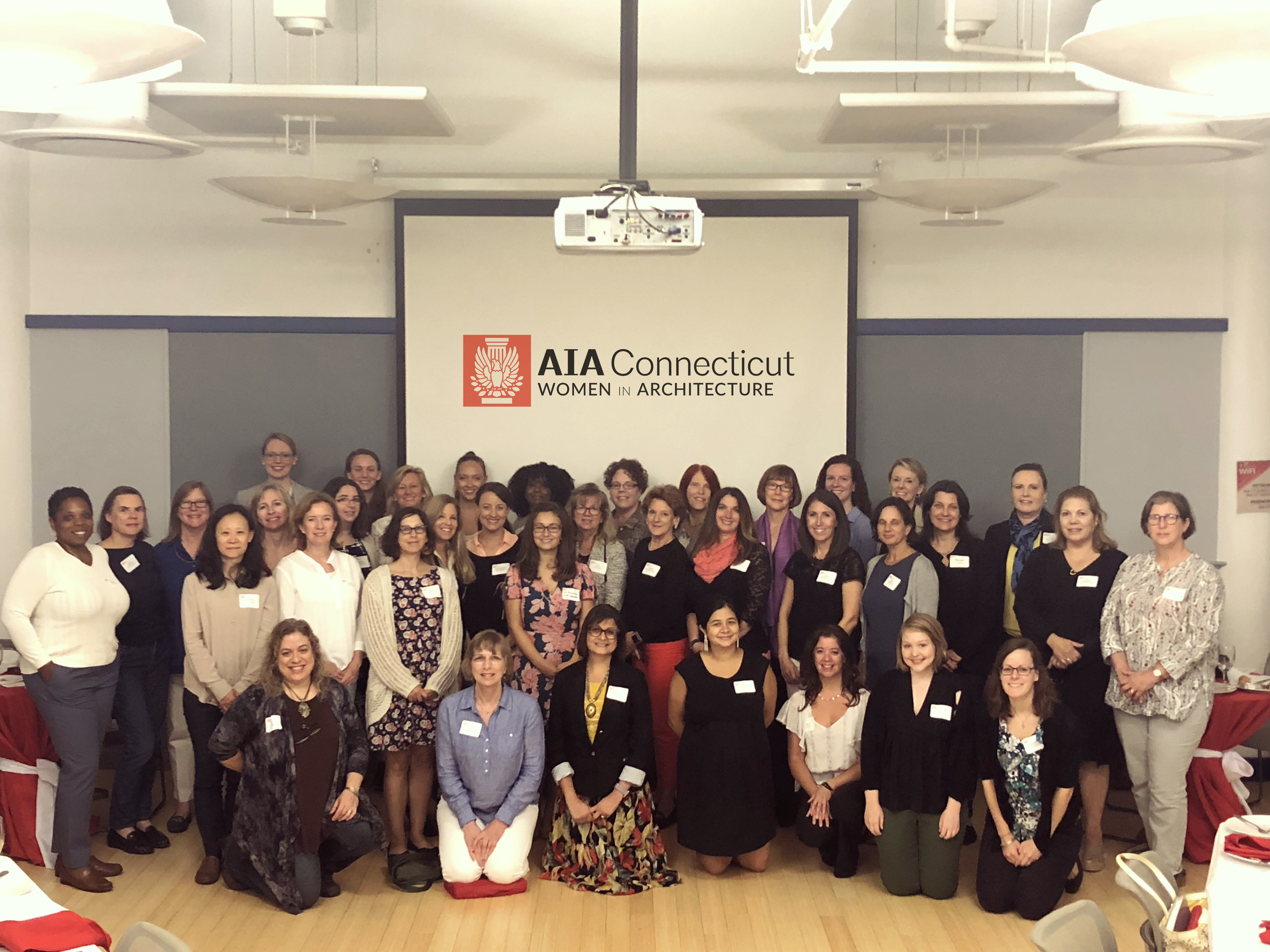 Women in Architecture Launched in Sept 2018