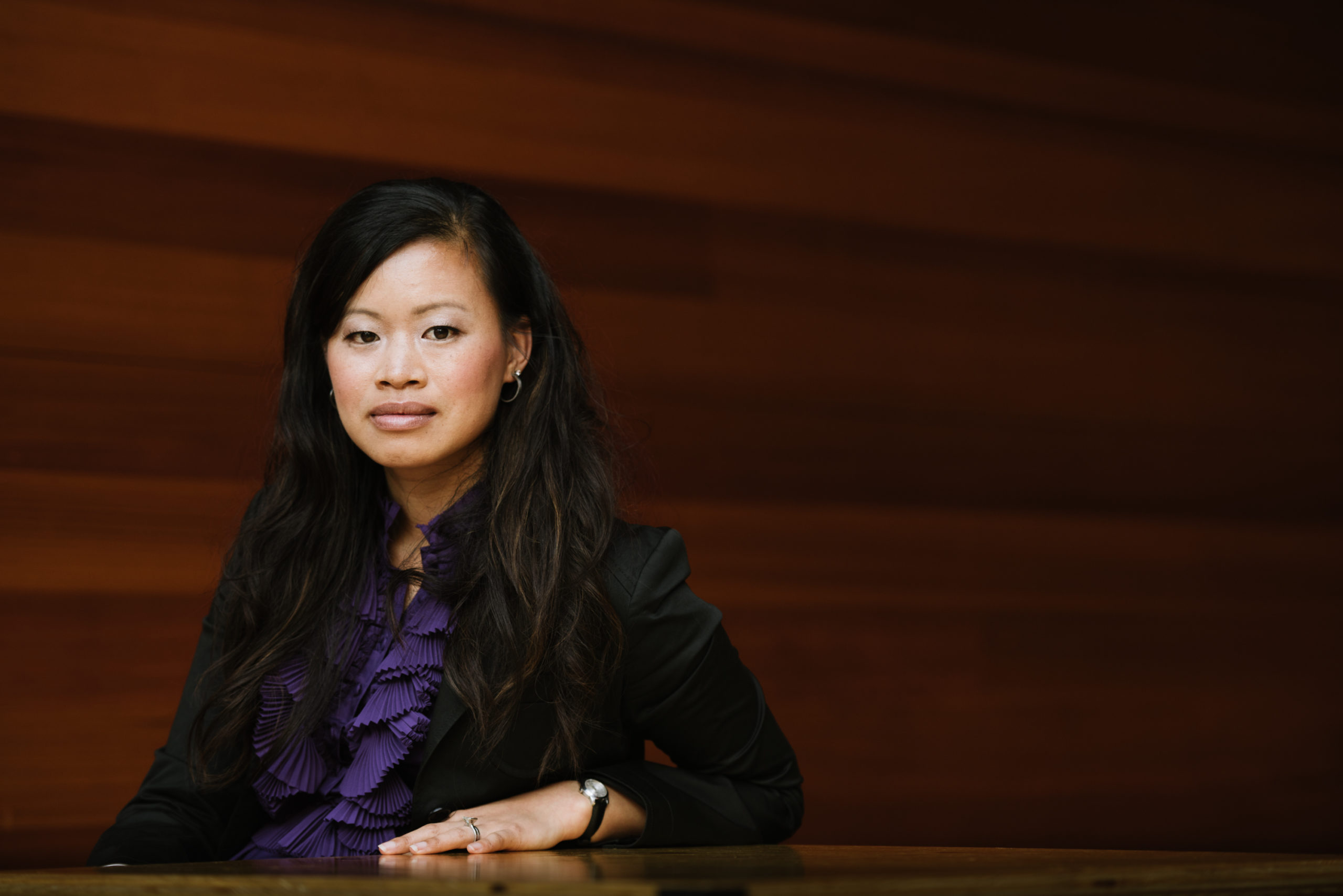 """Evelyn M. Lee, AIA, a 2014 AIA YoungArchitects Award recipient, is part of the strategy team at MKThink, San Francisco-based research, planning, and design firm. Lee, who has been active in the AIA's Repositioning efforts, holds graduate degrees in Architecture, Public Administration, and Business Administration and is an advocate for architects to expand the definition of their traditional roles. """"As an architect I do not thrive as a designer of buildings, project manager, or construction administrator,"""" she says, """"and so, I have really found my place as a designstrategist and communications expert."""""""