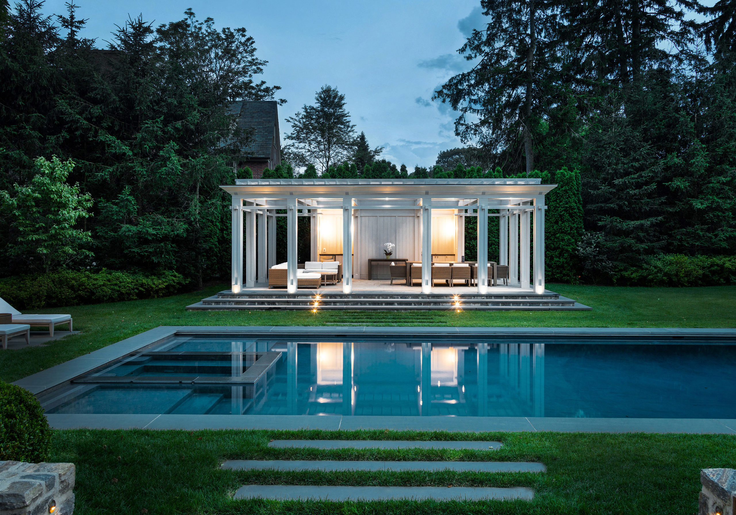 Scarsdale Residence, Location: Scarsdale NY, Architect: Saniee Architects